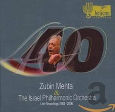 - Zubin Metha and the Israel Philharmonic Orchestra Live Recordings Zubin Mehta, Cello Concerto, The Rite Of Spring, Order Of The Day, Overture, Conductors, Classical Music, Choir, Orchestra