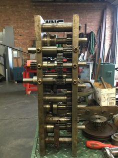 Pittsburgh Lock Rollformer Parts