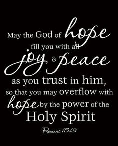 Google+  Scriptures are such a comfort & powerful to the soul & mind.