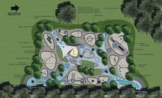 Playground Design, A community playground landscape master-plan strategy and concept design.