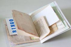 art journal. mixed media. smash book. project life.