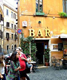 Bar del Cinque i Trastevere.