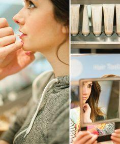 Makeup Lesson with Juut Salonspa via witanddelight.com Makeup Questions 48f9c81c4