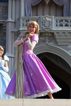 """Merida from """"Brave"""" becomes 11th Disney Princess at Walt Disney World   Flickr: Intercambio de fotos"""