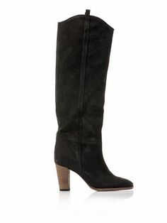 Isabel Marant high heeled boot