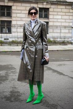 50 streetstyle images at Fashion Week in Paris | Vogue Ukraine