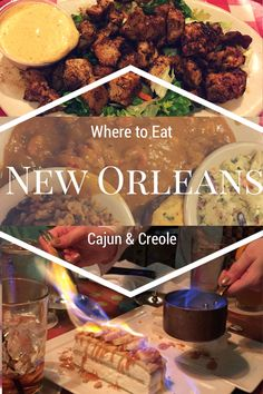 Where To Eat in New Orleans – Cajun & Creole Cuisine