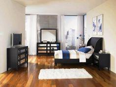 distressed mirrored bedroom furniture