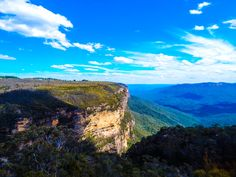 Blue Mountain - Wentworth Falls Lookout