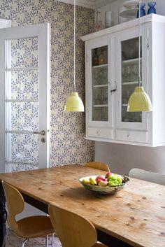 Keltainen talo Tanskassa - A Yellow House in Denmark Home Stories ...