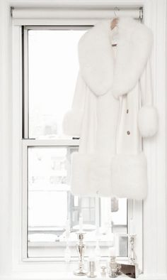 white coat window