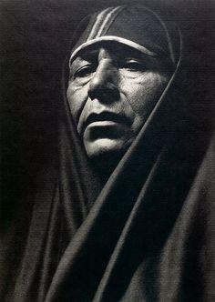 Ansel Easton Adams / A Man of Taos, c. 1930