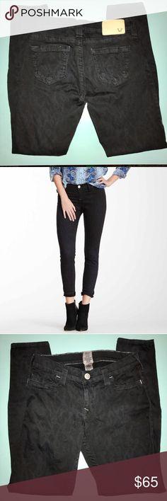 True Religion Halle Pant Black true Religion skinny pants True Religion Jeans