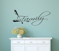 Boho Arrows Wall Decal Family Decals By Lollipopdecals