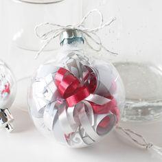 Ho Ho Ho Merry Christmas Ornament by Shari Carroll for the Simon Says Stamp Blog.