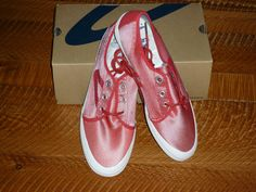 RED Fashion Sneakers Club Puma Tretorn Sz 9 US Great Sports Fan Shoes! NIB #PumaTretorn #FashionSneakers