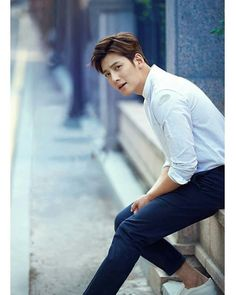 Ji chang wook ♥You can find Korean actors and more on our website. Ji Chang Wook Smile, Ji Chang Wook Healer, Korean Men, Korean Star, Asian Men, Korean Actresses, Asian Actors, K Pop, Ji Chang Wook Photoshoot