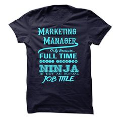 Marketing Manager T-Shirt T Shirt, Hoodie, Sweatshirt