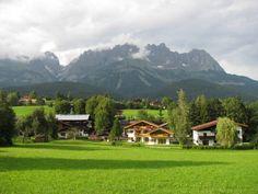Wilder Kaiser   Der Bergdoktor – Offizieller Fanclub zur beliebten ZDF-Reihe Wilder Kaiser, Austria, Spaces, Mountains, Nature, House, Travel, Movie, Actors