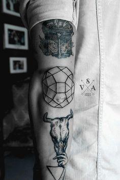 tattoo by SV.A Andrey Svetov tattoo by SV.A (Andrey Svetov)