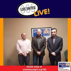 Our New Bedford City Councillors are supporting our LIVE UNITED 365 LIVE campaign by donating just $1 a day!  Check out their full video on our Facebook page and donate $365 at http://ift.tt/2kBqolg Donate by Friday and you could win #celtics tickets $250 to @del_friscos_boston 4 tickets to the Clambake or a @brahmin Harrison Tote!  #liveunited365 #365 #newbedford #nbma #community  #supporters #citysupport #donatetowin #howiliveunited #brahmin #steakhouse #tickets #raffle