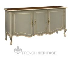 Breathtaking French Furniture, By French Heritage     Tags:  French Painted Furniture, French Interiors, French Antiques, French Reproductions, French chest