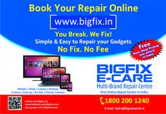 www.bigfix.in #laptop #mobilephone #tablet #repair