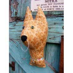Fake  taxidermy , shabby chic. Cat lady starter kit.  Cat  trophy head. Fabric animal head.Vintage style fabric.