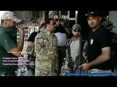Guerra contra o ISIS no Iraque - Ilha Khalidiya l Agosto de 2016 (+18)