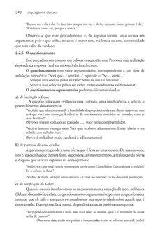 Página 242  Pressione a tecla A para ler o texto da página