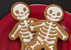 Gingerdead Men Cookie Cutter by fredandfriends #Cookie_Cutter #Gingerbread_Men #Skeleton