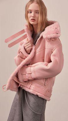 Kaelin Shearling Jacket – LOÉIL
