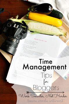 We've got time manag