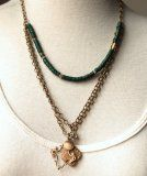Lewis Necklace from SHEER ADDICTION JEWELRY! LOVE this COLLECTION!!