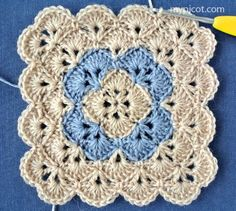 MyPicot | Free crochet patterns ✿⊱╮✿⊱╮