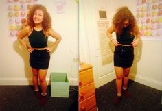 my birthday outfit! 20th Birthday, Leather Skirt, Skirts, Blog, Outfits, Fashion, 20 Year Anniversary, Moda, Skirt