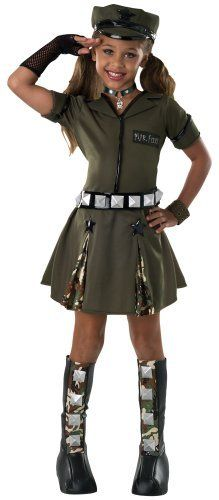 Tween Major Flirt Costume Rubie's Costume Co. $10.02