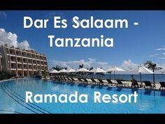 Dar Es Salaam, Travel Videos, Tanzania, Action, Weather, Youtube, Group Action, Youtubers, Youtube Movies
