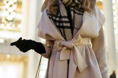 Winter fashion. <3