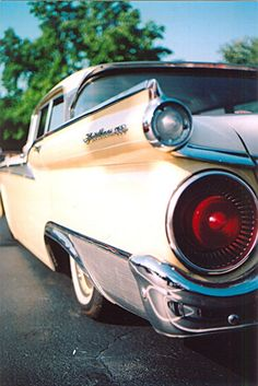 1959 Ford..Re-pin brought to you by agents of #carinsurance at #houseofinsurance in Eugene, Oregon