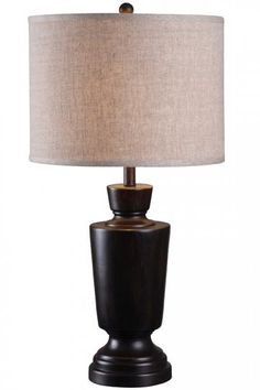 Leslie Table Lamp - Table Lamps - Lamps - Lighting | HomeDecorators.com