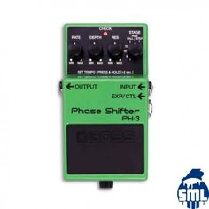 Pedal Boss Infinite Phaser PH 3