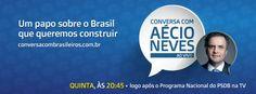 Acessem www.conversacombrasileiros.com.br