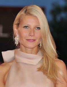 gorgeous dress fabric | gwyneth paltrow