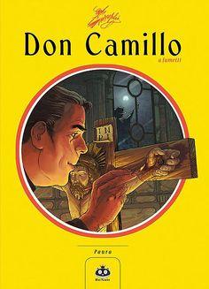 La libreria dell'Uomo Vivo - Don Camillo a fumetti - Barzi, Lombardi, Mainardi