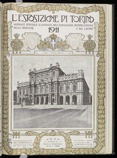 A World's Fair in Italy: Turin 1911