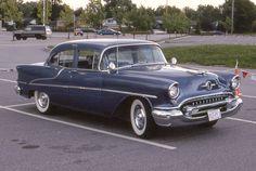 1955 Oldsmobile 88 4-Door Sedan
