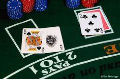 Photo of winning blackjack hand in Las Vegas with Style