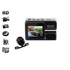 Camera auto dubla 3100AV la iUni.ro - profita de calitatea video hd! Descopera aici detalii pentru camera auto dubla 3100AV! Video, Phone, Motor Car, Telephone, Mobile Phones