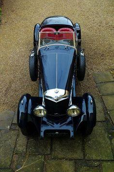 Bentley 4/8-Litre